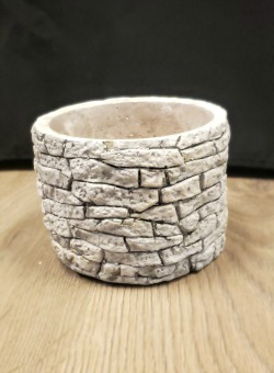Ceramic Stone Planter