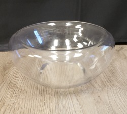 Large Glass Donut/Oasis Bowl