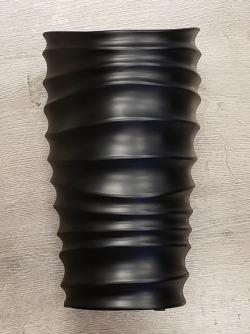 Black Modern Design Vase