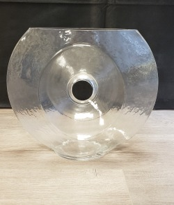 Round Vase with Center Hole