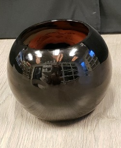Small Black Bubble Bowl