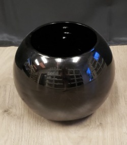 Black Bubble Bowl